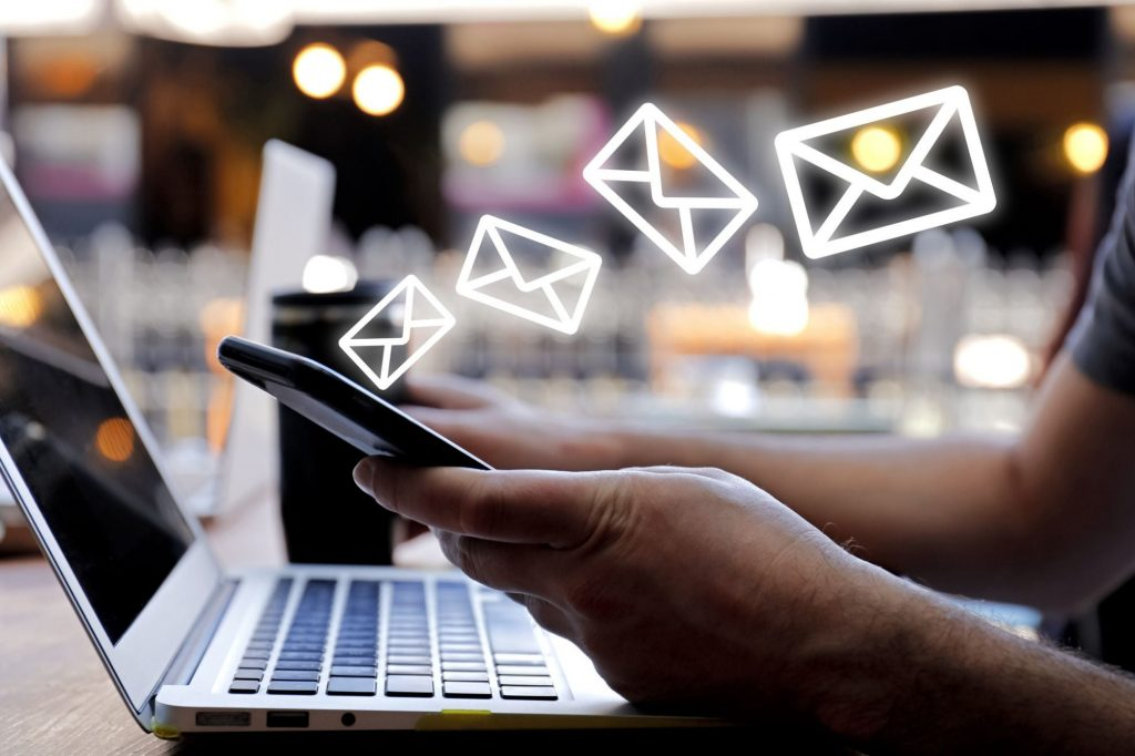 email marketing 1024x682 - OUR BLOG
