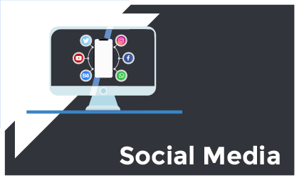 SOCIAL MEDIA - Home Page