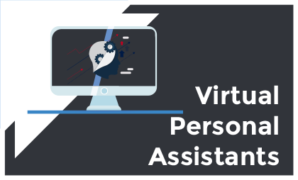 VIRTUAL PERSONAL ASSISTANTS - Home Page
